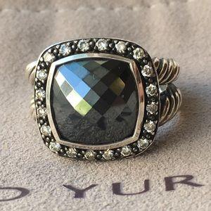 David Yurman 11mm Albion Onyx Ring